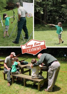 Smithgall-Woods Kids Adventure Target