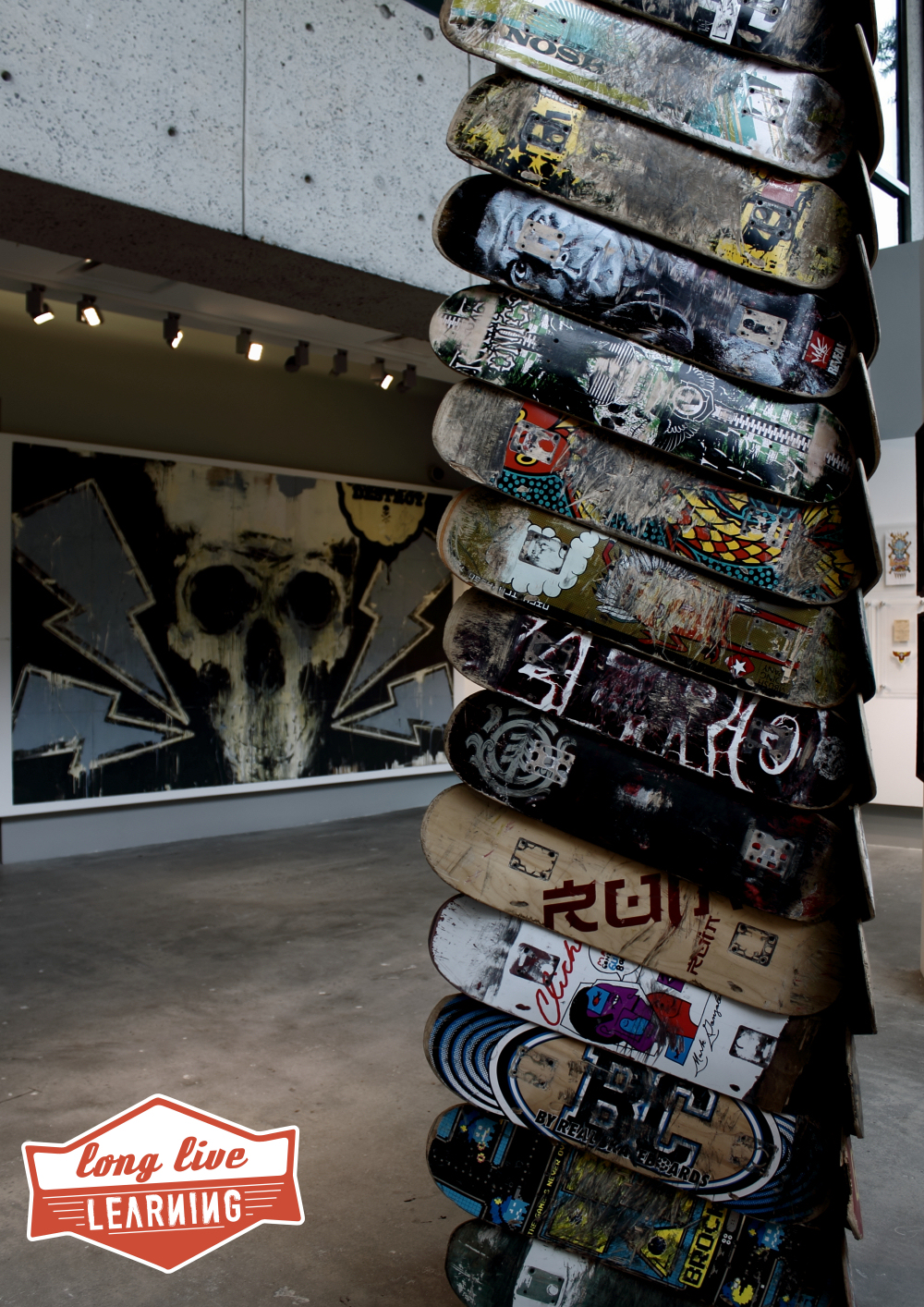 Skate it or Hang it? Museum of Design Atlanta