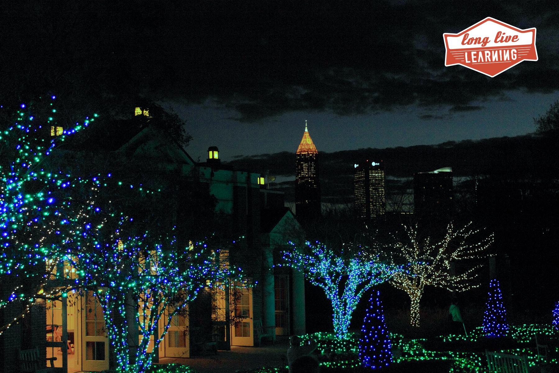Atlanta Botanical Garden: Garden Lights, Holiday Nights – Happy ...