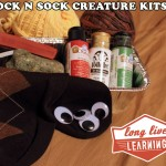 Rock & Sock Creature Kits