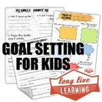 Goal Setting & Resolutions for Kids
