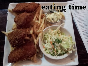 Eating Time Big River Grille Fish and Chips