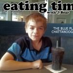 Eating Time: The Blue Plate