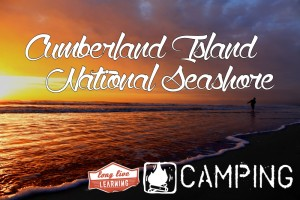 Camping Cumberland Island National Seashore with Long Live Learning