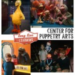 Atlanta's Center for Puppetry Arts Homeschool Day
