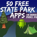50 Free Official State Parks Apps