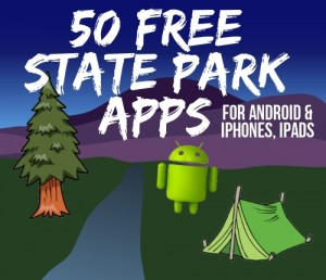 50 free state park apps