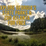 Explore Georgia's State Parks & Zoo Atlanta for FREE