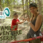 A Playground in the Treetops! New SpiderQuest Family Adventure