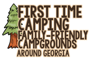 First Time Camping Georgia