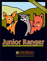 Junior Ranger Programs available at National & State Parks in Georgia