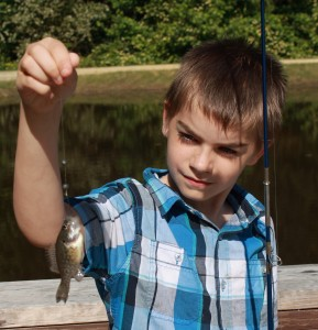 Kids Fishing Events