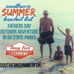 Happy Father's Day! Last minute #Georgia Outdoor Adventures for Dads Day.
