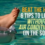 6 Tips to Living Without A/C in the Southern States