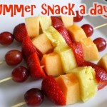 Summer Snack A Day
