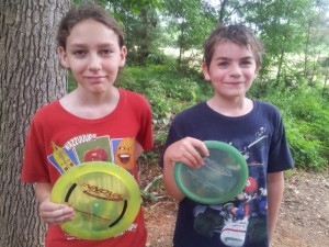Disc Golf for Families