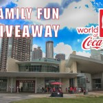 Inside the Vault at World of Coca Cola + Family 4 Pack Admission Giveaway!