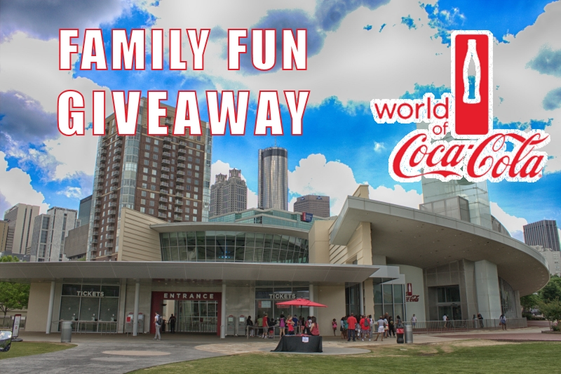 World of Coca Cola Giveaway