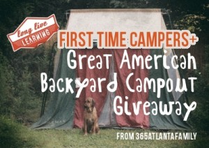 Great American Backyard Campout