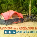Florida State Park Campgrounds, Anastasia State Park – Camp Cook Chronicles