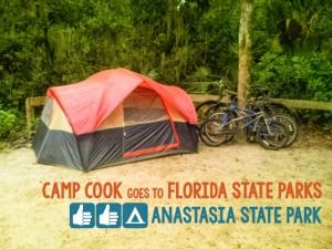 Florida State Parks - Anastasia State Park Campground