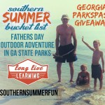 Adventure Outdoors for Fathers Day in Georgia! + Giveaway