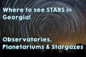 Where to see stars in Georgia