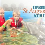 Exploring St Augustine with Tweens