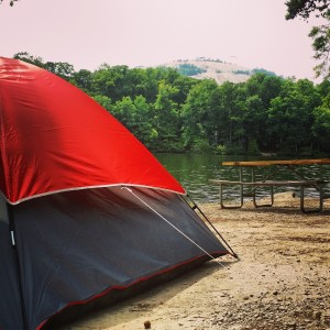 Camping Stone Mountain Park