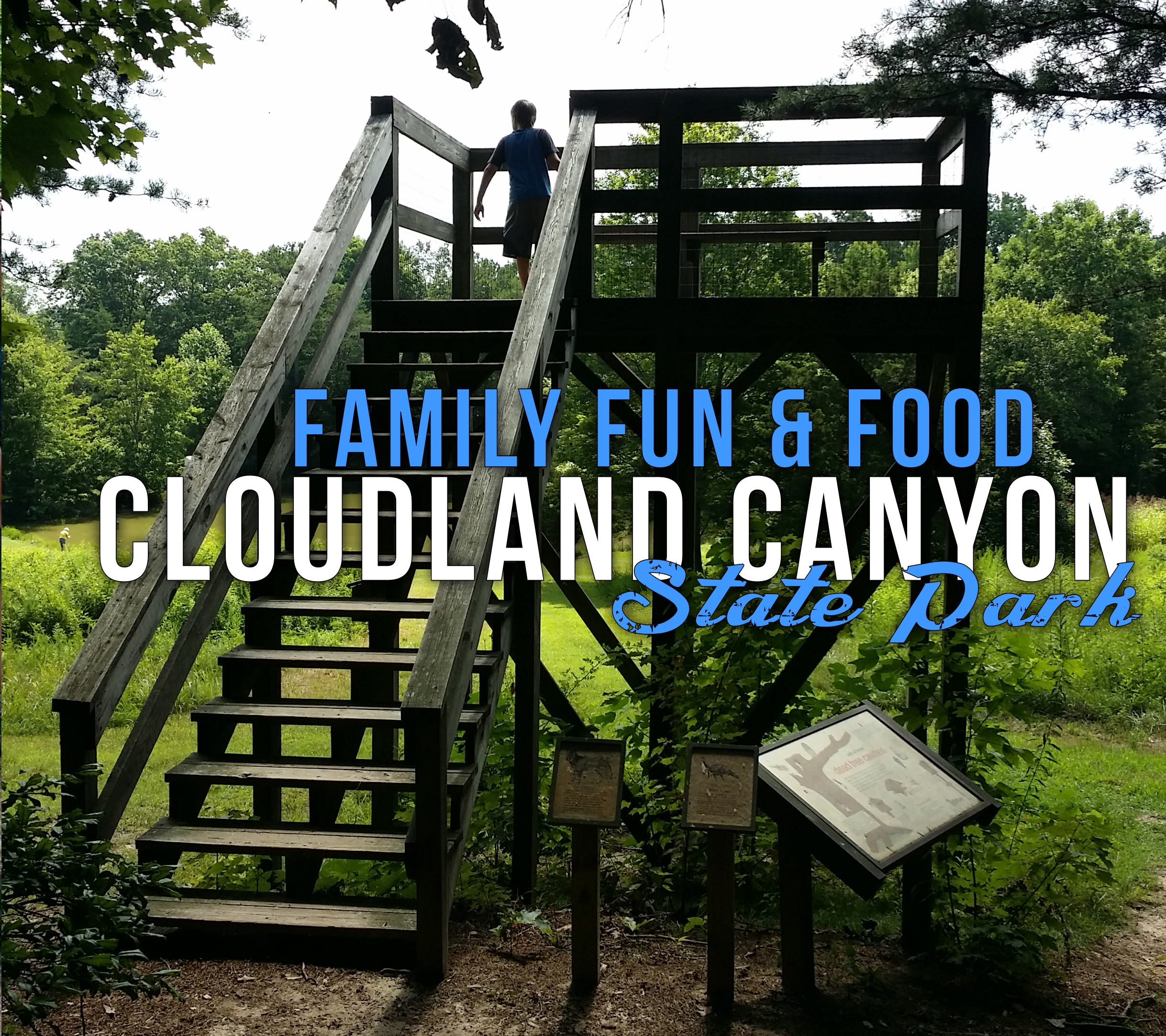 Cloudland Canyon Family Fun & Food