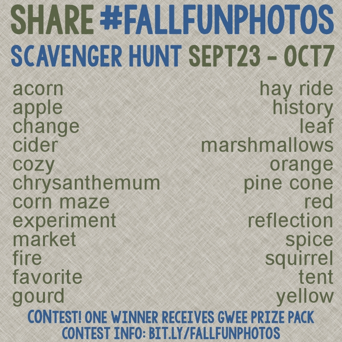Fall Fun Photos Instagram Contest