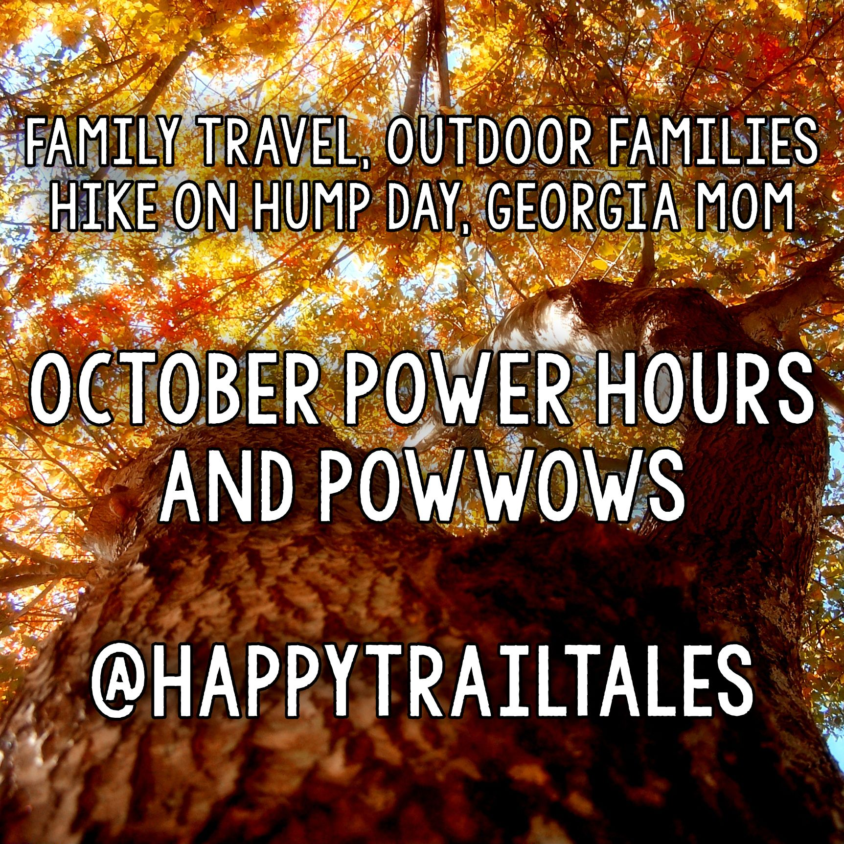 October Power Hours and PowWows