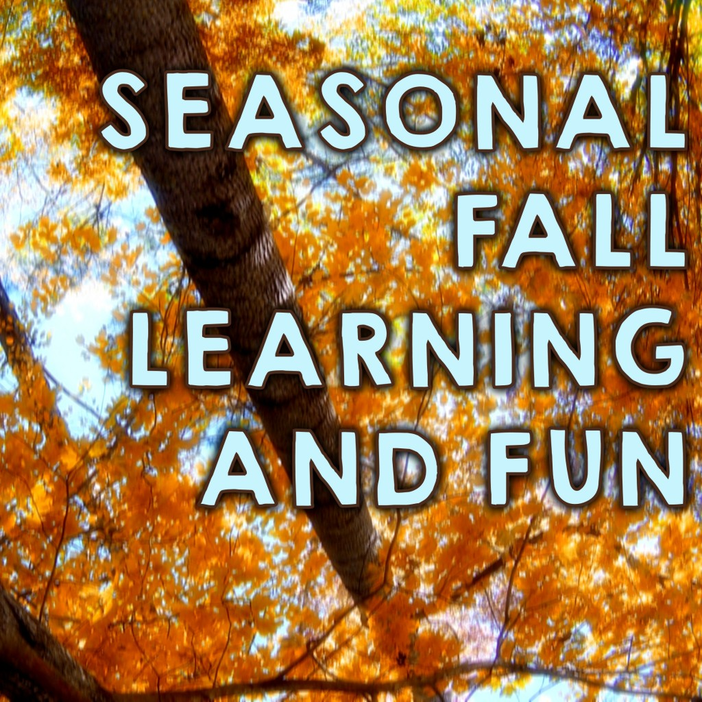 Seasonal Learning in Fall / Autumn