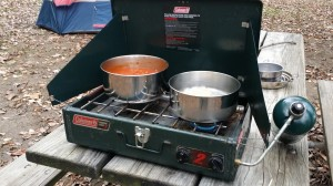 Camp Cook Kitchen