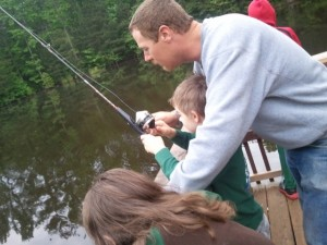 Kids Fishing Events, Georgia in June