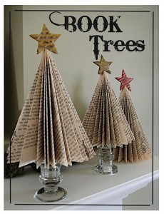 Recycled Xmas | Newspaper Tree