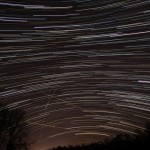 One starry night – Geminids Meteor Shower