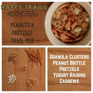Peanuts and Pretzels Trail Mix