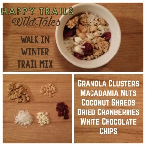 Walk in Winter Trail Mix Recipe
