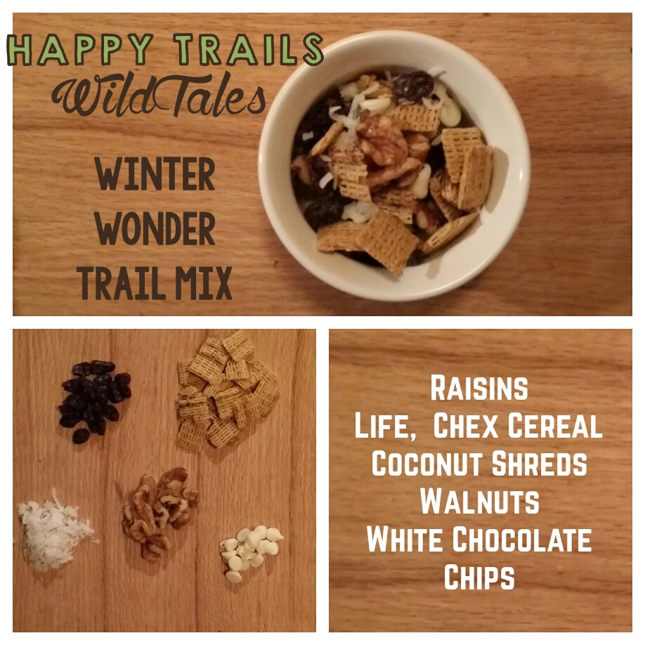 Winter Wonder Trail Mix
