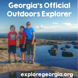 Georgia's Official Outdoors Explorer with Explore Georgia