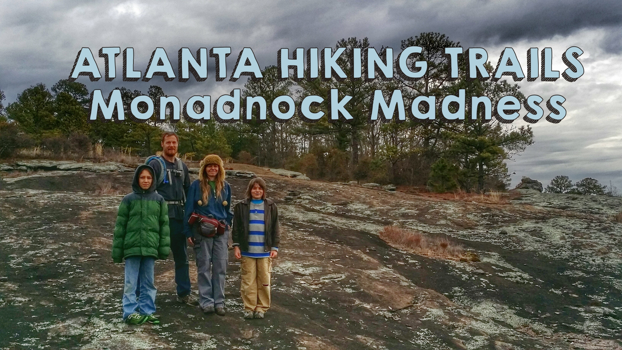 Atlanta's Most Amazing Hike Monadnock Madness
