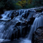 Waterfalls, ideas for outdoor romance
