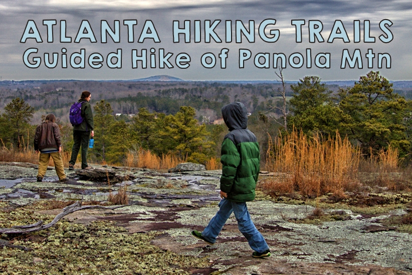 Atlanta Georgia Trails Panola Mountain Guided Hike