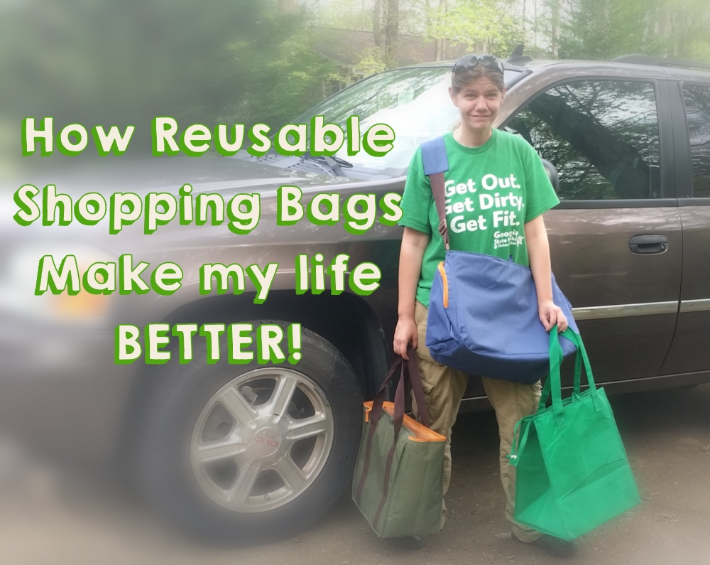 How Reusable Shopping Bags make my life BETTER