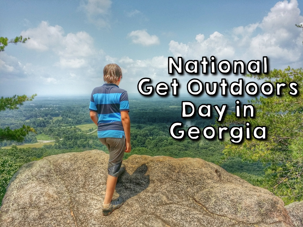 National Get Outdoors Day in Georgia