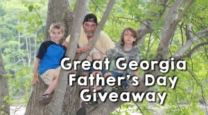 Great Georgia Father's Day Giveaway