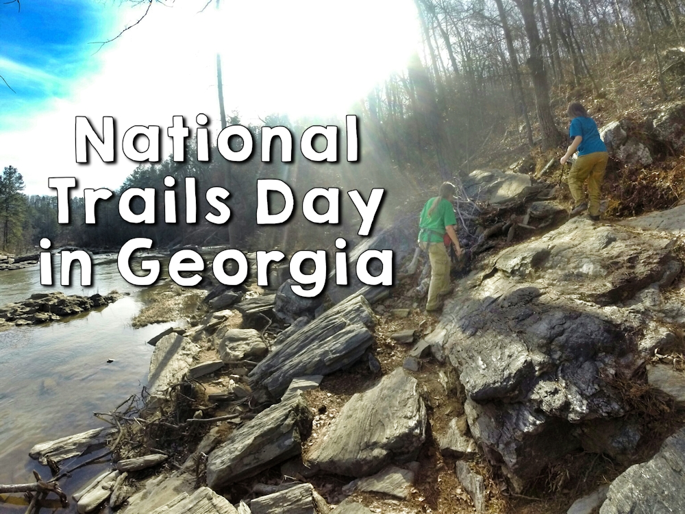 National Trails Day in Georgia